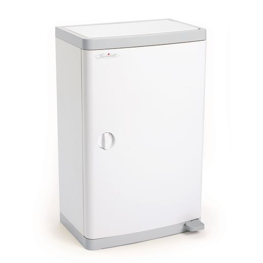 13-Gallon Diaper Pail with Odor Control_0