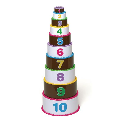 Image of Smart Snacks Stack and Count Layer Cake