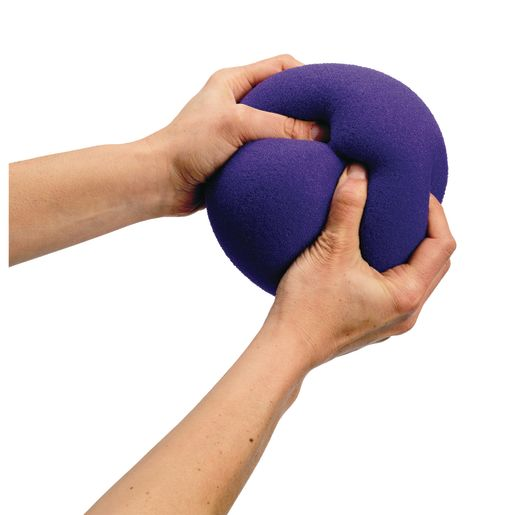 Jumbo Soft Foam Balls - Set of 6