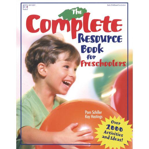 The Complete Book - Preschool