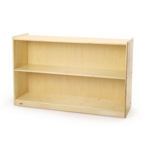 Angeles Value Line™ Birch 2-Shelf Mobile Storage Unit