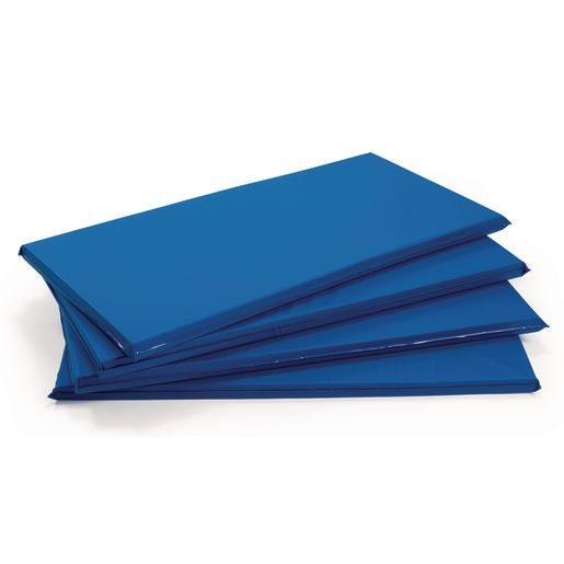"MyPerfectClassroom(r) 2"" Germfree No-Fold Rest Mat - 4 pk"
