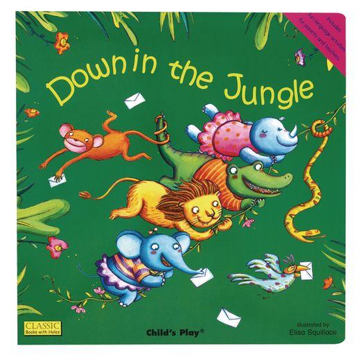 Favorite Preschool Big Books - 4 Titles