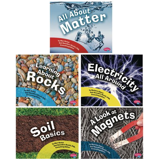 Our Physical World Books - 5 Titles_0