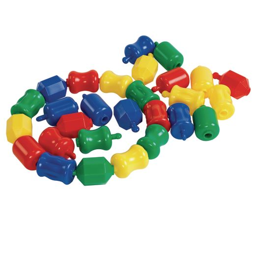 Image of Excellerations Fun Pop Linking Beads - 28 Pieces
