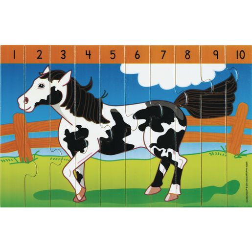 Excellerations® Number Sequence Puzzles - Set of 6_1