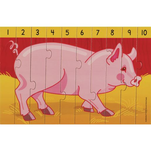 Excellerations® Number Sequence Puzzles - Set of 6_5