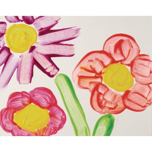 Colorations® Fluorescent Gel Paint, 16 oz.