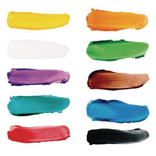 Colorations® Washable Finger Paint, 16 oz.