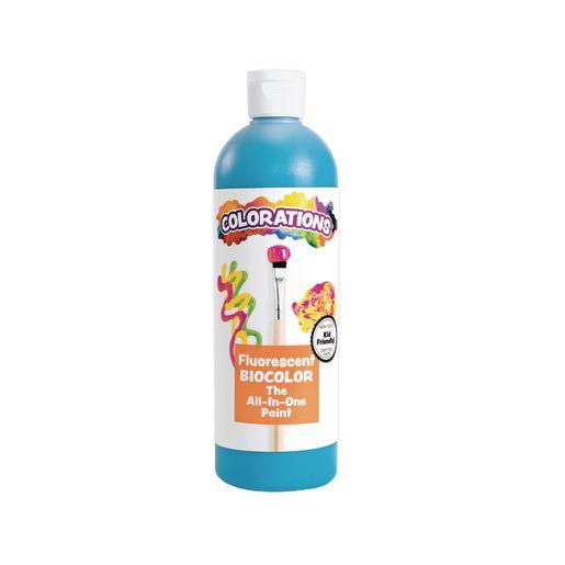 BioColor® Fluorescent Paint - 16 oz.