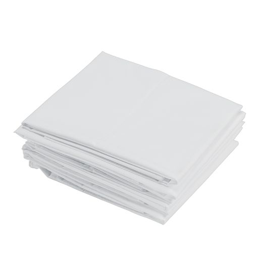 Standard Cot Sheets - Set of 6