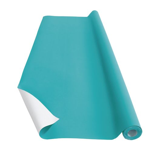 "Turquoise Colorations® Prima-Color® Fade-Resistant Paper Roll, 48"" x 60' ONE ROLL ONLY"