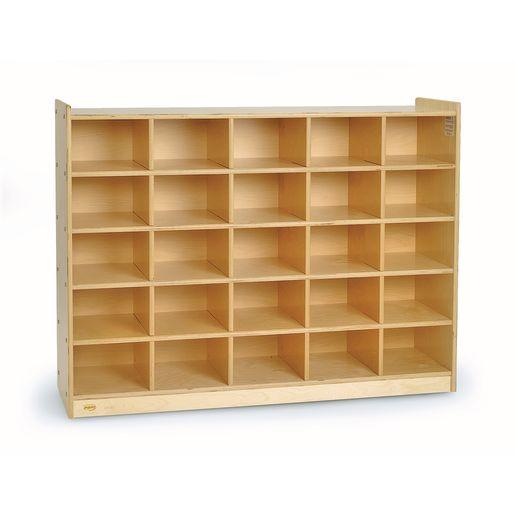 "Value Line™ Birch Tray Storage - 36""H, With Trays"