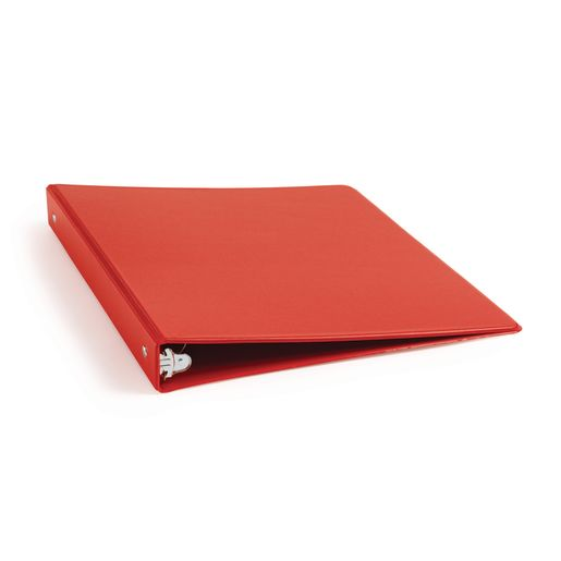 3-ring Binder, Red