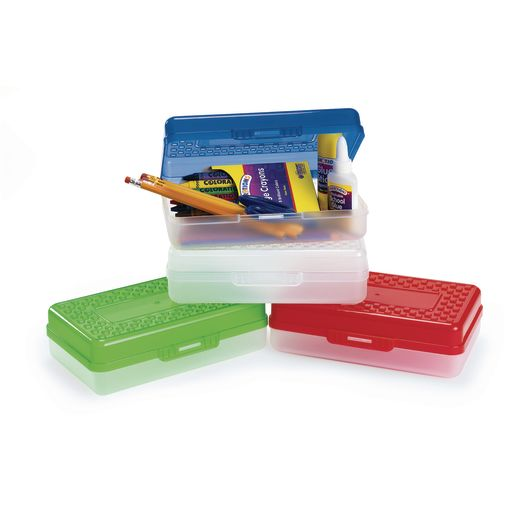 Plastic School Box_0
