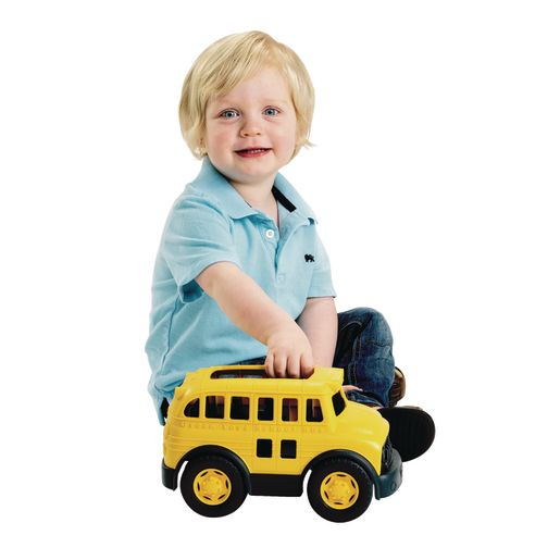 Image of Green Toys School Bus