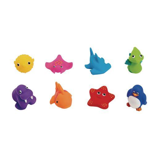 Squirtin Sea Buddies - Set of 8