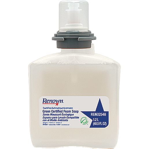 Renown® Touchless Green Certified Foam Soap - Case of 2_0