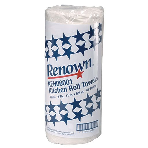 Renown® Kitchen Roll Towels - Case of 30_0