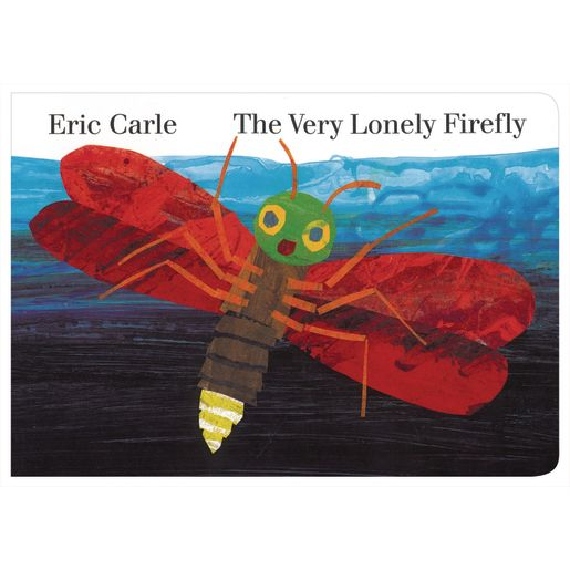 """The Very Lonely Firefly"" Board Book"