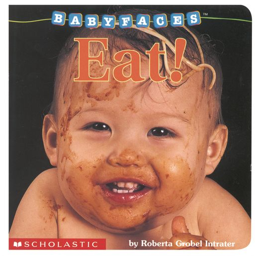 Baby Faces Board Books - 4 Titles
