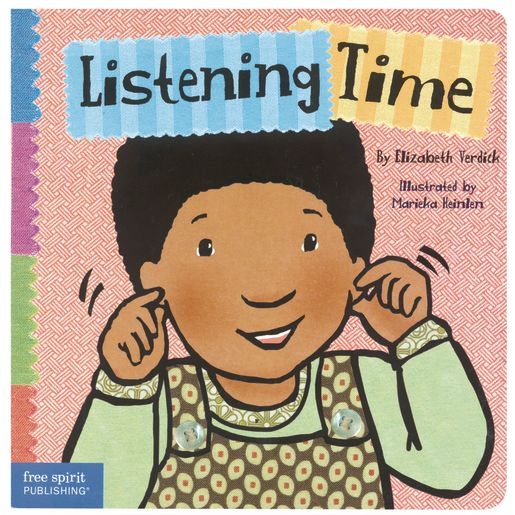"""Listening Time"" Board Book"