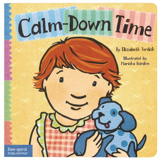 """Calm-Down Time"" Board Book"