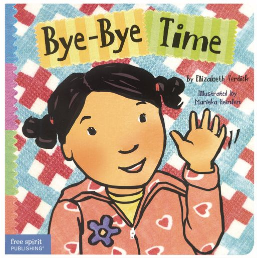 """Bye-Bye Time"" Board Book"