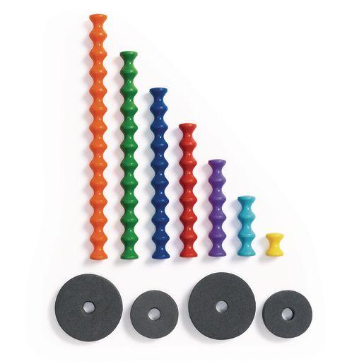Playstix™ Deluxe - 211 Pieces