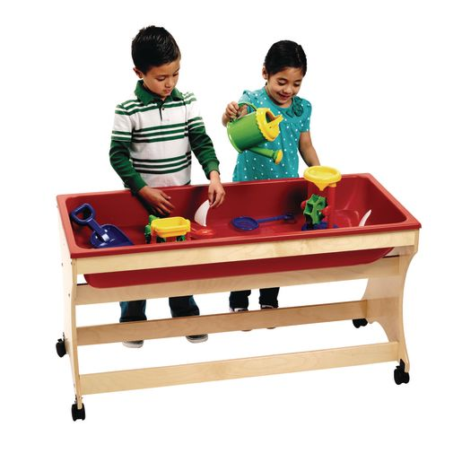 Angeles Value Line Birch Sand & Water Table