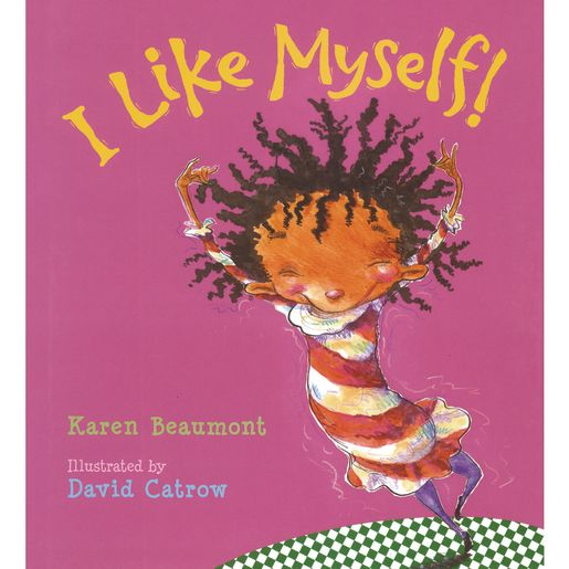 """I Like Myself!"" - Hardcover Book"
