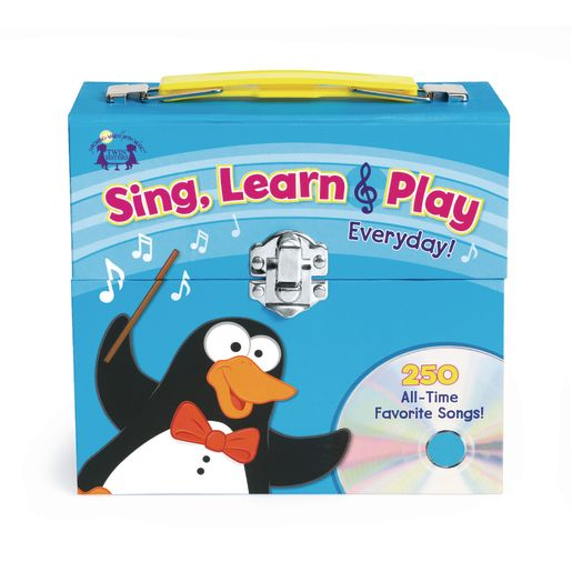 Sing, Play & Learn Every Day CD Collection - 20 CDs