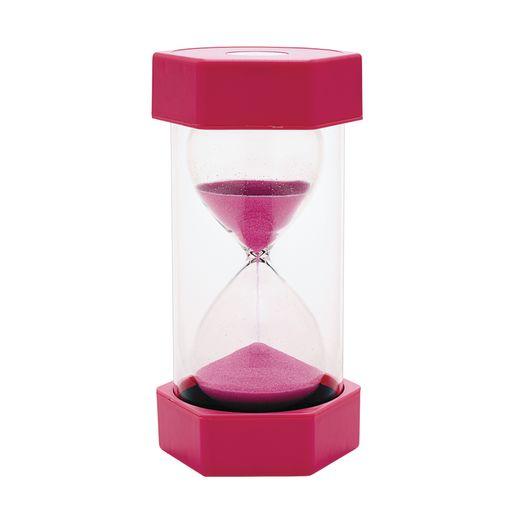 Sand Timer - 10 Minutes, Pink