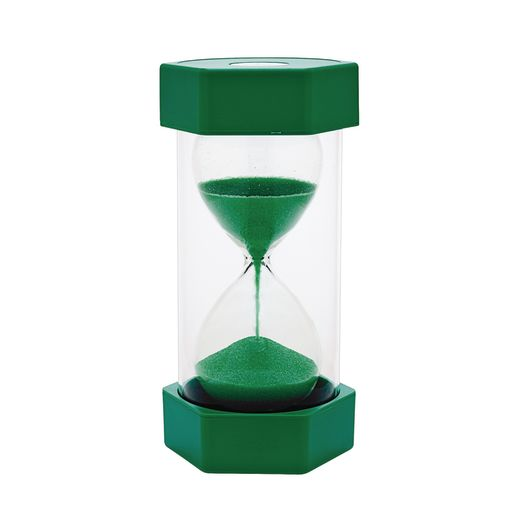 Sand Timer - 1 Minute, Green
