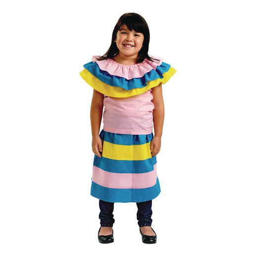 Image of Excellerations Mexican Girl Costume