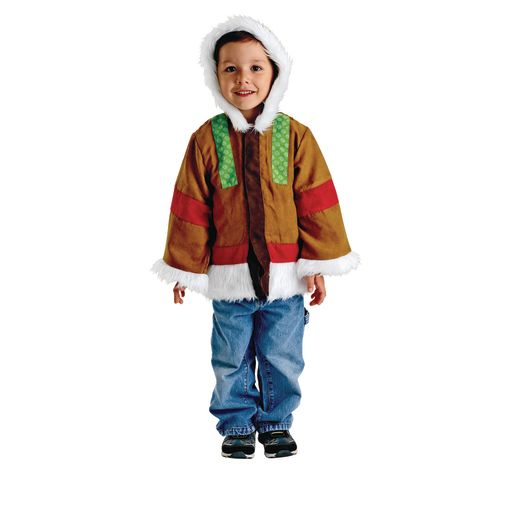 Image of Excellerations Inuit Boy Costume