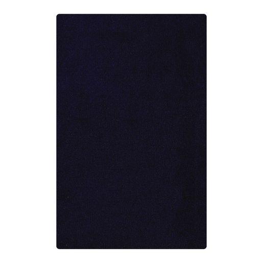 "Solid Color Carpet - Dark Blue 8'5"" x 11'9"" Rectangle"