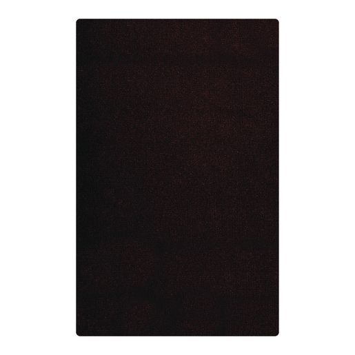 "Solid Color Carpet - Bark 5'10"" x 8'5"" Rectangle"