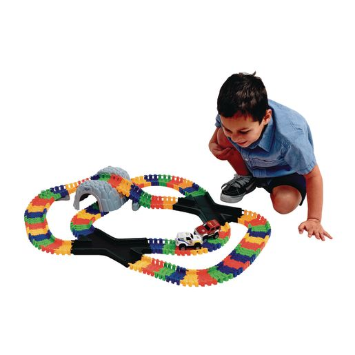 Image of Build A Road X-Track 225 Pieces