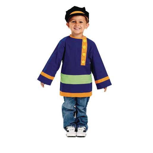 Image of Excellerations Russian Boy Costume