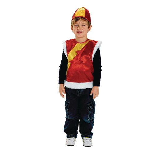 Image of Excellerations Chinese Boy Costume
