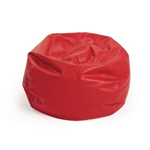 "26"" Deluxe Beanbag - Red"
