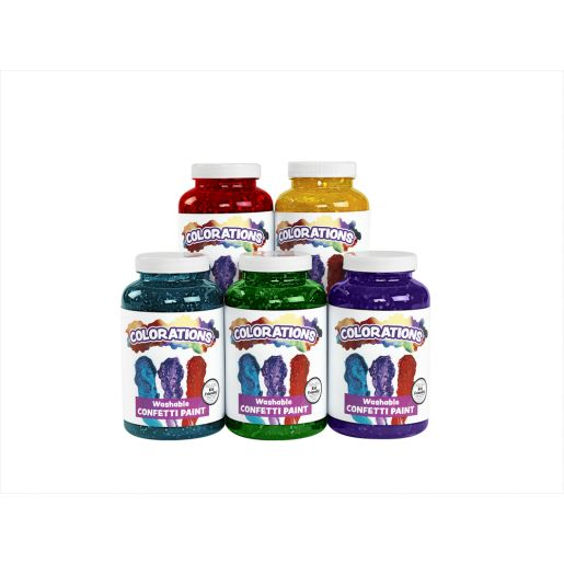 Colorations® Confetti Paint