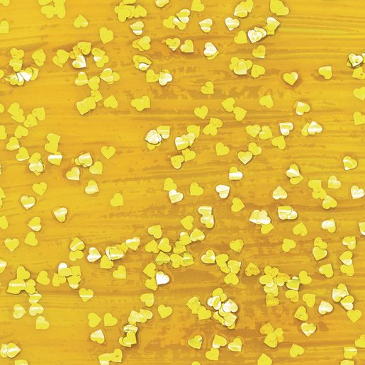Colorations® Confetti Paint - Yellow