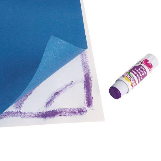 Colorations®Washable Premium Glue Sticks - Set of 30, Purple