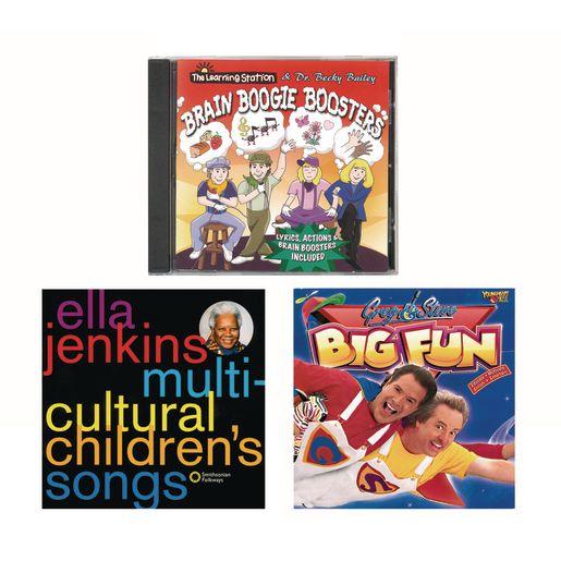 Teachers' Favorite Artists Set - 3 CDs