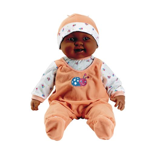 "Lots to Cuddle 20"" Baby Doll - African-American"