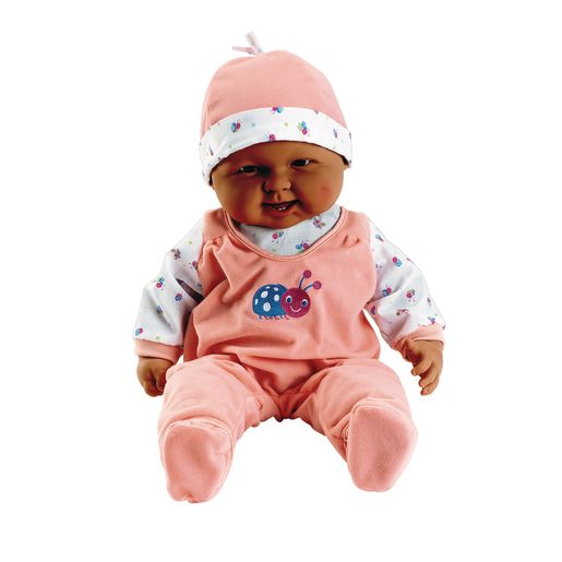 "Lots to Cuddle 20"" Baby Doll - Hispanic"