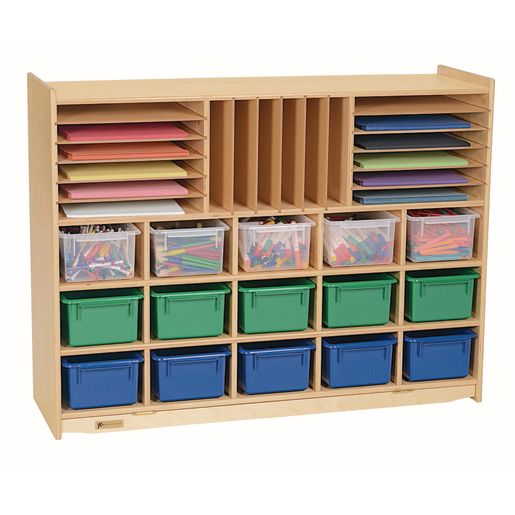 Image of MyPerfectClassroom Multi-Section Storage