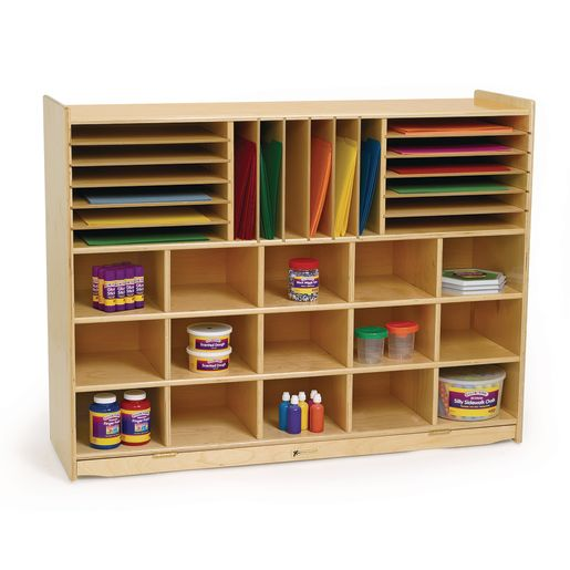 MyPerfectClassroom® Multi-Section Storage